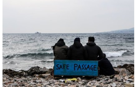 Restrictive EU migration policies force desperate people to take deadly routes